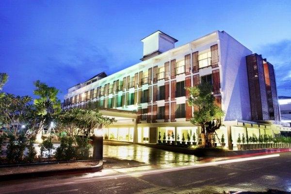 โรงแรมพาราไดซ์ อุดรธานี